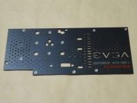 EVGA GTX 780 Ti Classified Back Plate Cooling外側