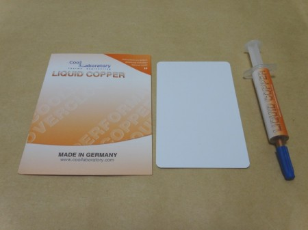 CoolLaboratory Liquid Copperの製品内容