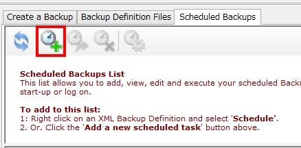 Macrium Reflect Free Editionでスケジュールバックアップを設定する方法(手順)2