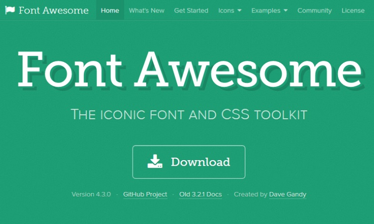 Font Awesomeのアイキャッチ