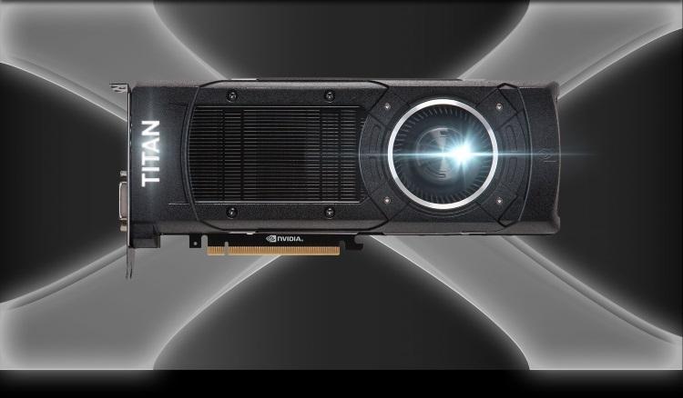 EVGA GeForce GTX TITAN X(12G-P4-2990-KR)の本体とパッケージ