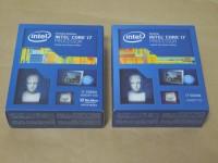 Core i7 5960Xと5820Kのパッケージ