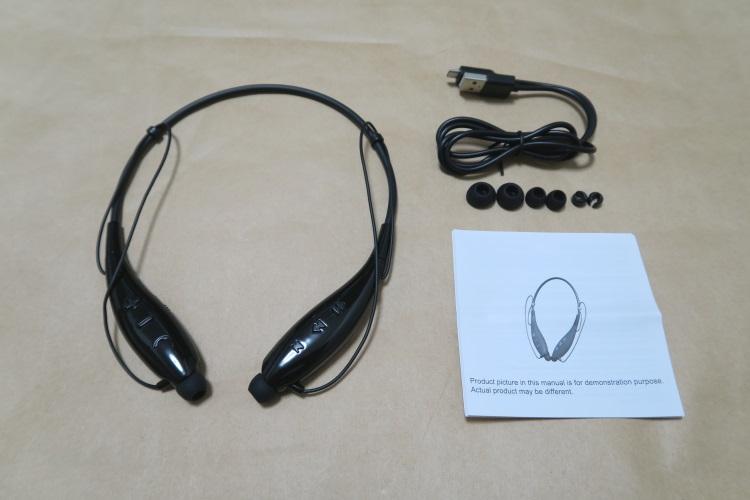 SoundPEATS Q800の製品内容