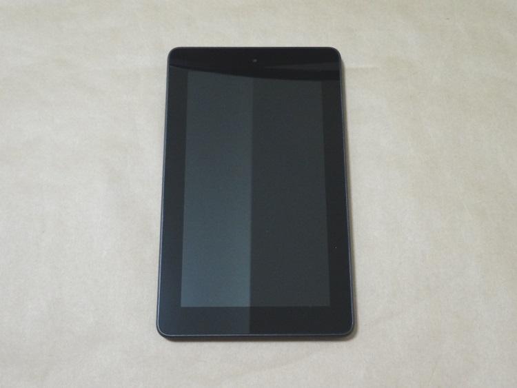 Fire タブレット 8GB、ブラック本体