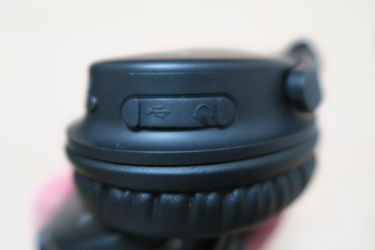 SoundPEATS A1右前のボタン