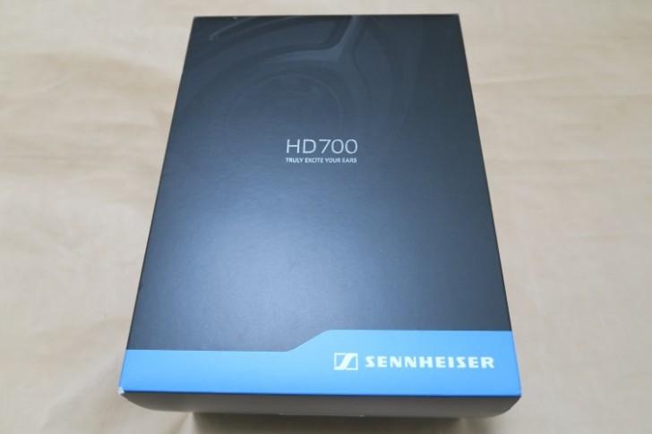 SENNHEISER HD700のパッケージ
