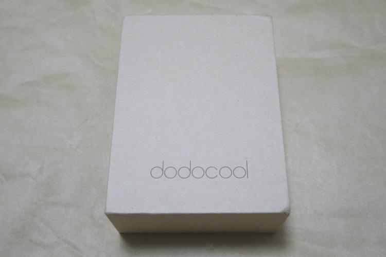 dodocool DA65のパッケージ