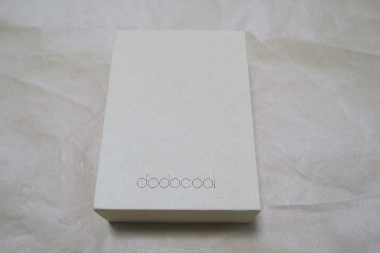 dodocool ワイヤレス受信機 DA81のパッケージ