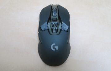 Logicool G900本体俯瞰