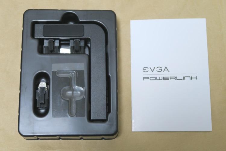 EVGA PowerLinkの製品内容