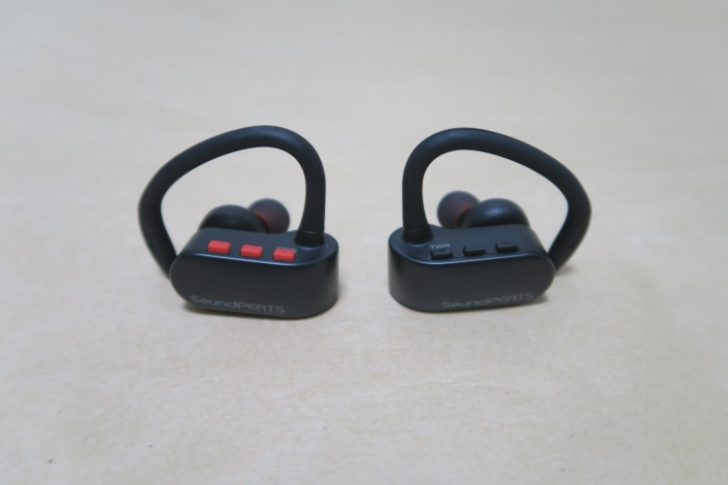 SoundPEATS Q16本体外側
