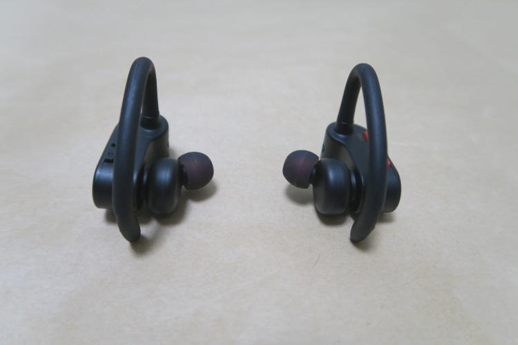 SoundPEATS Q16本体内側