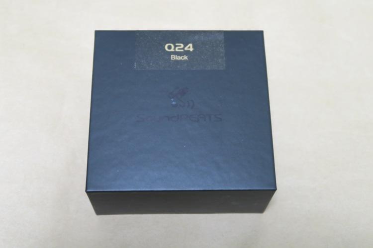 SoundPEATS Q24のパッケージ
