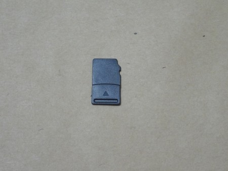 YOGA TABLET 10のMicroSDダミーカード