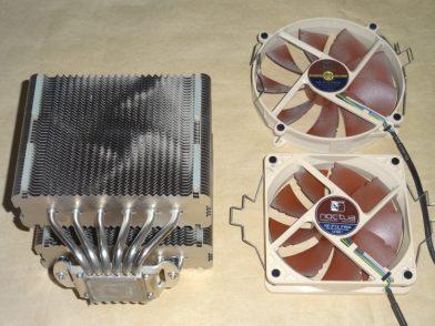 CPUクーラーを掃除して、温度を下げよう