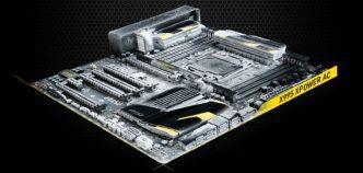 MSI X99S XPOWER AC本体