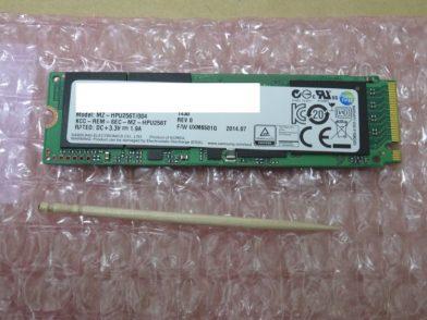 SAMSUNG XP941 MZHPU256HCGL-00004のレビュー