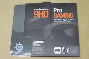 SteelSeries 9HD 63100のパッケージ