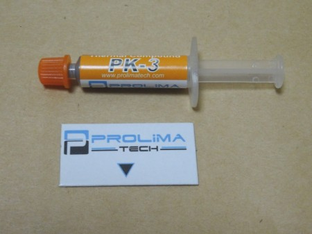 PROLIMATECH PK-3の製品内容