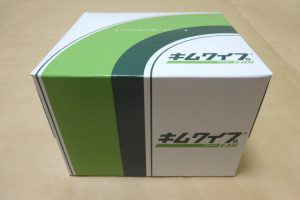 キムワイプ S-200のパッケージ