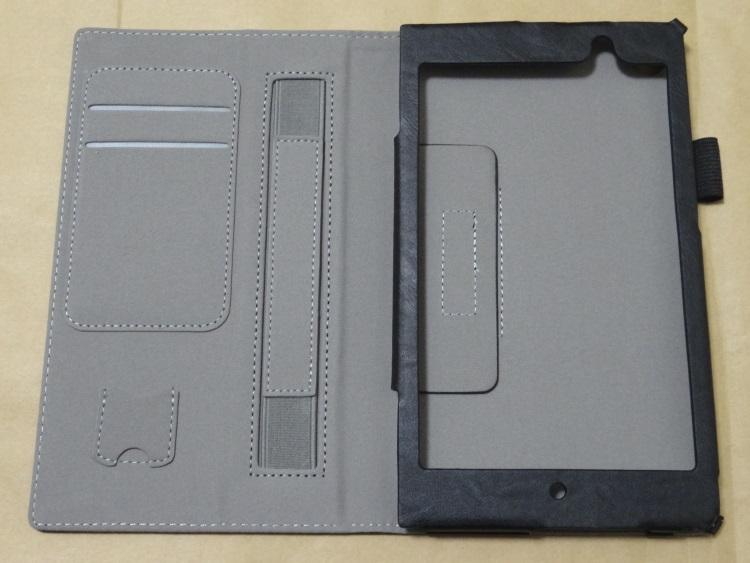 【TOYU】専用保護ケース For ASUS Memo Pad 7 ME572C/ME572CL本体(内部)