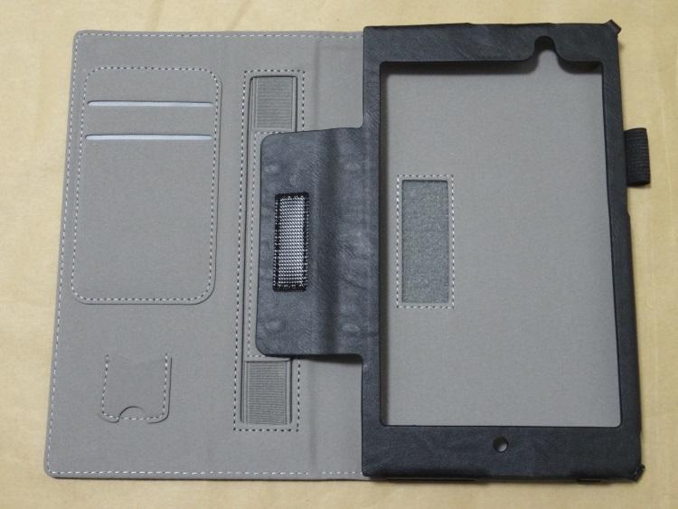 【TOYU】専用保護ケース For ASUS Memo Pad 7 ME572C/ME572CL本体(内部2)