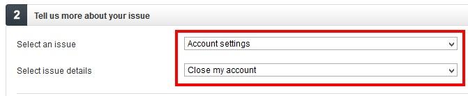 amazon.com(アメリカ)のアカウントを削除する方法3