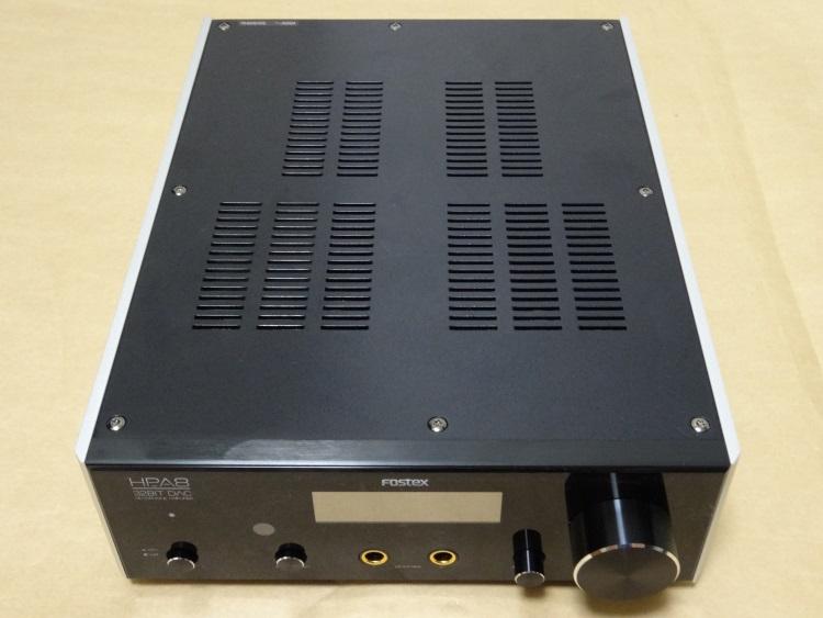 FOSTEX HP-A8本体