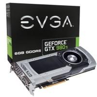 EVGA GeForce GTX 980 Ti (06G-P4-4990-KR)のパッケージと本体