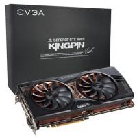 EVGA GEFORCE GTX 980 Ti KINGPIN本体とパッケージ