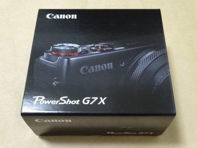 小さいけど高画質なデジカメ Canon PowerShot G7 Xのレビュー