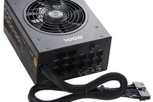 EVGA 1000 GQ本体