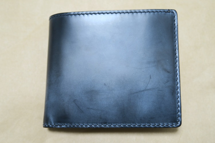 Raffaelloの財布 ブライドルレザー(財布本体)