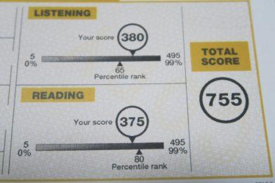 初めてのTOEICテストで700点を取るのに役立った参考書・勉強法