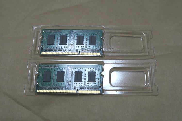 CFD W3N1600PS-L4Gの内パッケージのプラ