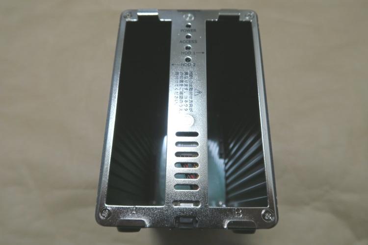 RATOC RS-EC32-U3R本体内部