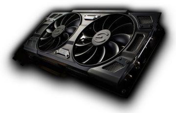 EVGA GTX 1080 ACX 3.0ファン