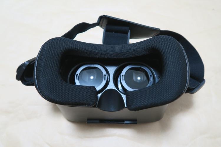 Arealer 3D VRメガネの装着面