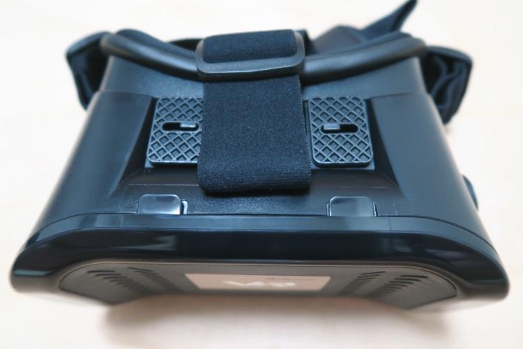Arealer 3D VRメガネの上面