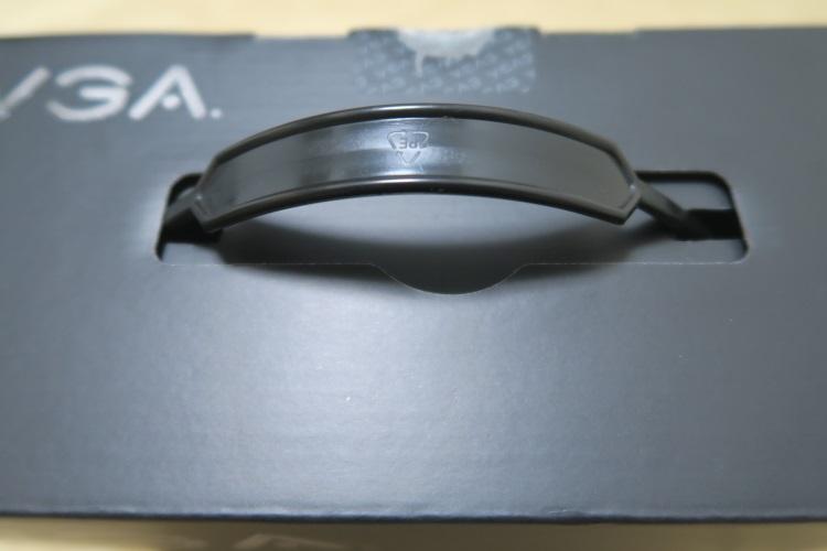 EVGA SuperNOVA 1000 T2のパッケージ(取っ手部分)