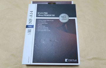 Noctua NF-A14 PWMのパッケージ