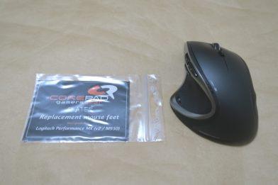 Logicool M950・M950t向けの交換用ソール Corepad MX-M950のレビュー