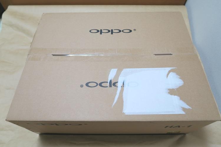 OPPO HA-1(JP)のパッケージ