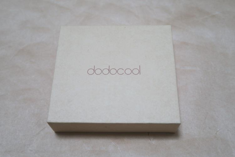 デュアルUSBカーチャージャー dodocool DA59のパッケージ