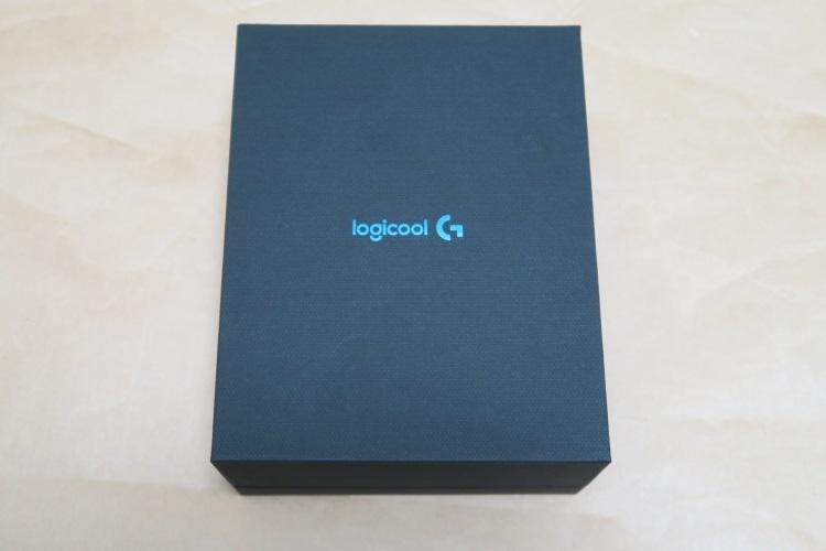 Logicool G900の内箱