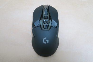 ゲーミング無線マウス Logicool G900のレビュー