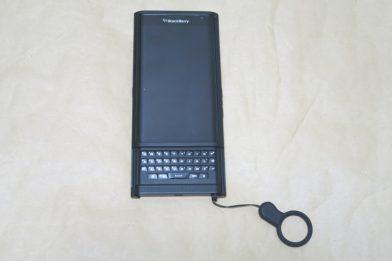 キーボード付きスマートフォン BlackBerry Priv STV100-3のレビュー【技適あり】