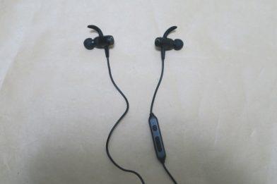 低価格ながら高音質なBluetoothイヤホン SoundPEATS Q24のレビュー