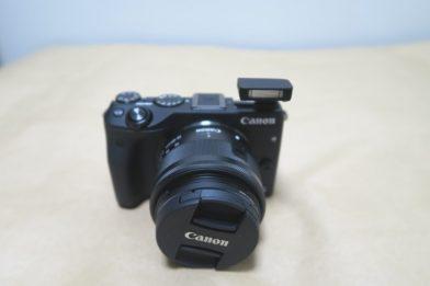 Wi-fiでPCへ画像転送できるミラーレス一眼 Canon EOS M3 ダブルレンズキット2のレビュー