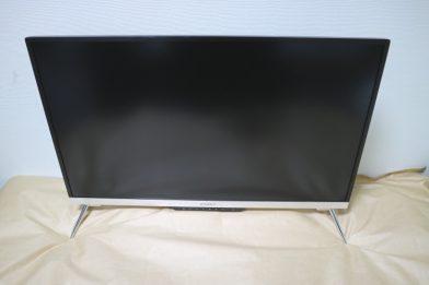 32インチ 4Kモニター JAPANNEXT JN-IPS320UHDのレビュー
